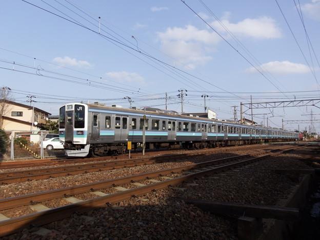 211系N4編成+EF81‐140推進入換 vol.2
