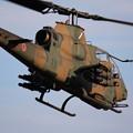 写真: AH-1帰投
