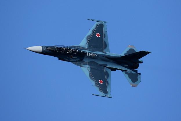 写真: 第21飛行隊 F-2
