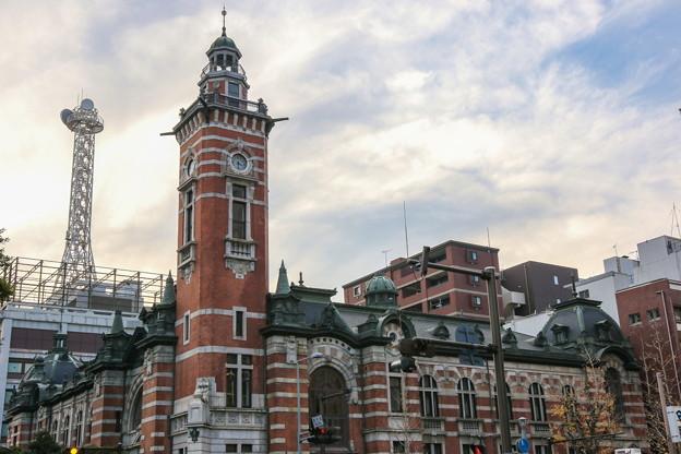 横浜市開港記念会館(ジャックの塔)