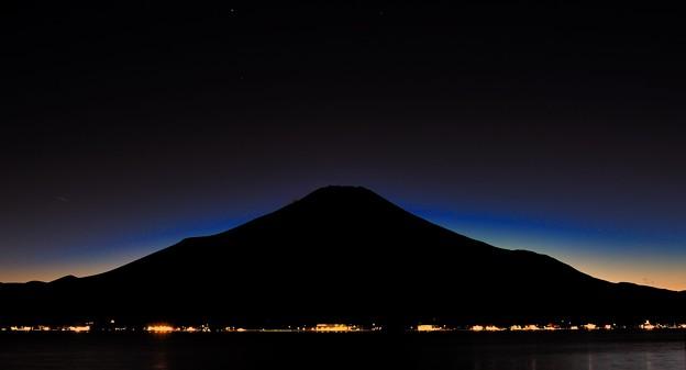 Photos: magic hour ~Mt.Fuji~