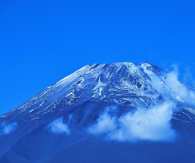 写真: November of Mt. Fuji ~South Side~