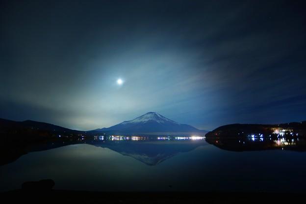Photos: 蒼い時・・・富士山