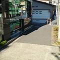 写真: 元フジテレビアナウンサー菊間千乃さんが落下した場所その2
