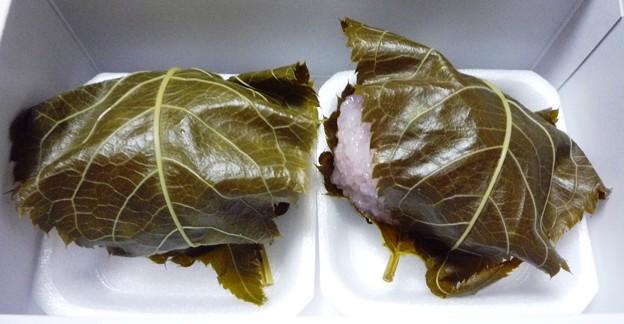 鶴屋吉信 桜餅