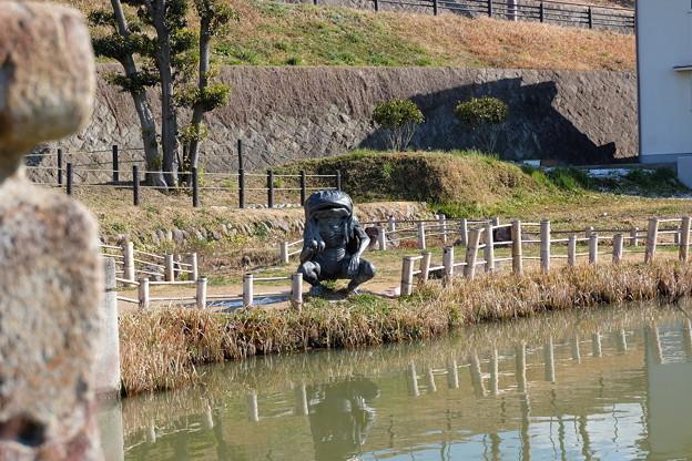 Photos: 河童の河太郎
