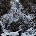 Photos: 扁妙の氷の滝