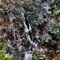 Photos: 滝見台の先から望む扁妙の滝