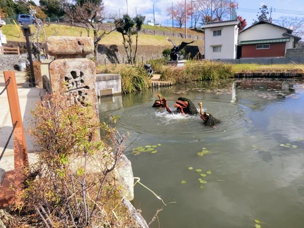 福崎の河童