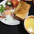 RISAの朝ご飯