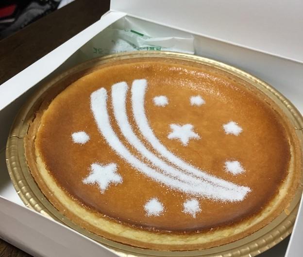 写真: モロゾフ チーズケーキ