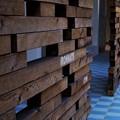 写真: wood