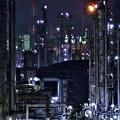 写真: METALな夜。