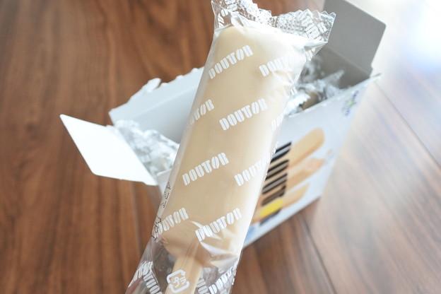 オハヨー乳業×ドトール*カフェ・オ・レ アイスバー3