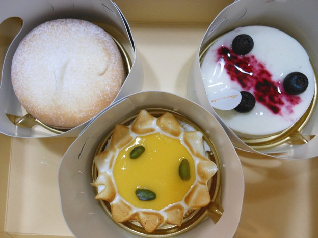 水天宮*オクシタニアル東京本店のケーキ1