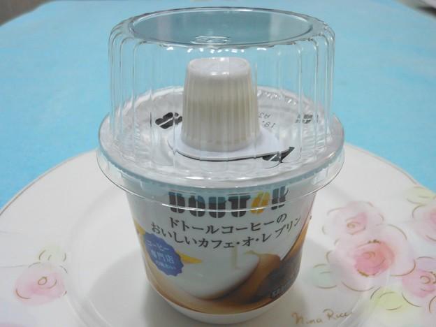 ドトールコーヒーのおいしいカフェ・オ・レプリン1
