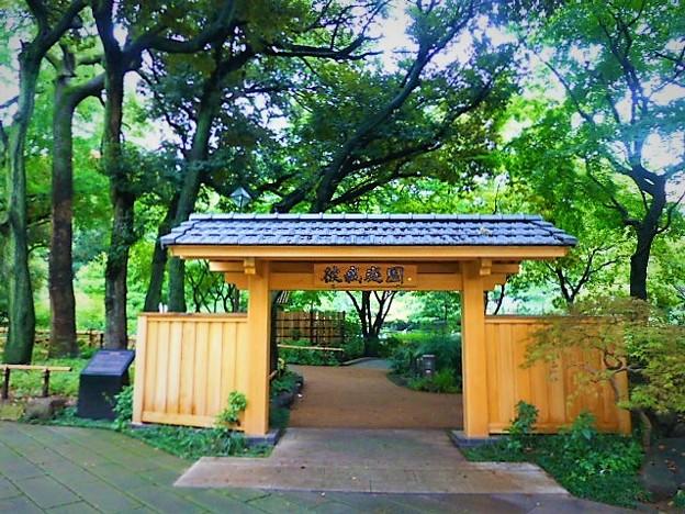 日本庭園 彼我庭園