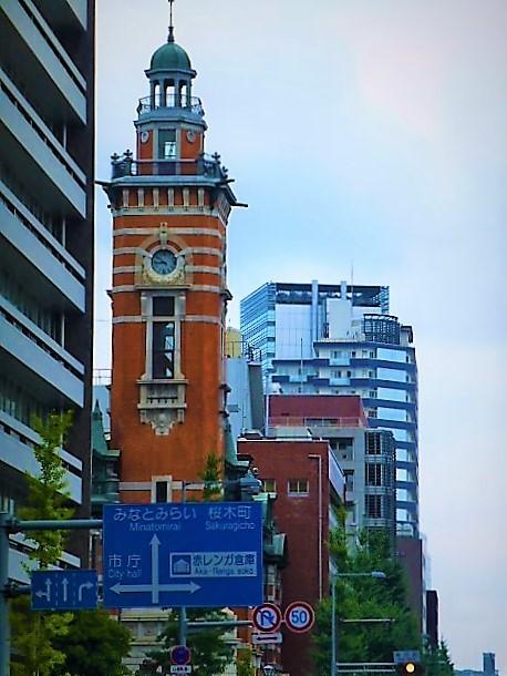 横浜開港記念会館 ジャックの塔