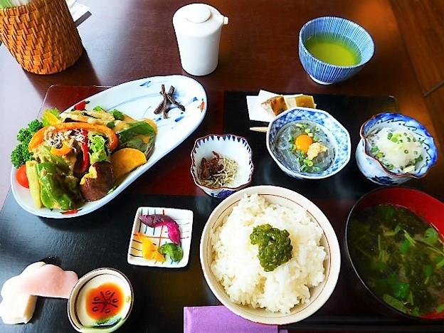 鎌倉いとこcafe 和甘のしらす御前