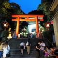 江島神社  鳥居