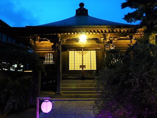 写真: 極楽寺 本堂