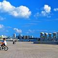 Photos: 神戸海援隊の碑