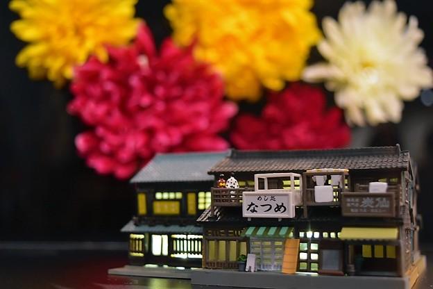Photos: 花火ボンボンボーン盆
