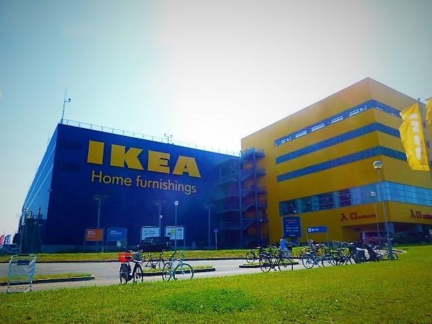 IKEA鶴浜店