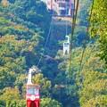 Photos: 須磨浦ロープウェイで鉢伏山上へ