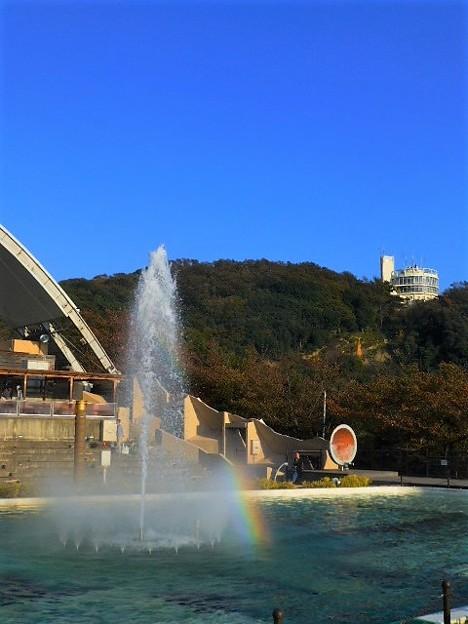 Photos: 噴水池