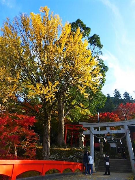 有子山稲荷神社