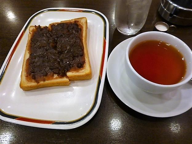 名古屋と言えば小倉トースト