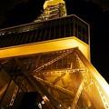 写真: 名古屋テレビ塔のライトアップ