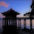 満月寺 浮御堂