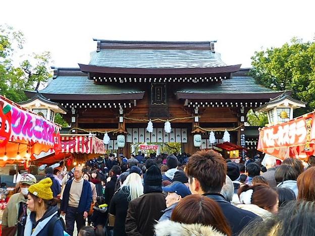 楠木正成公を祀る湊川神社