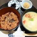 写真: 錦もちつき屋の白味噌雑煮