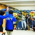 Photos: マスコット撮影会