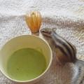 写真: お茶、いっぷく