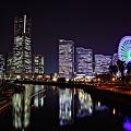 どちらがお好きでしょうか? ・・・ Yokohama in the memory IV (2009.4   元画像)