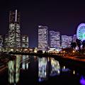 どちらがお好きでしょうか? ・・・ Yokohama in the memory V (2009.4 ソフトバージョン)