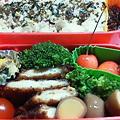 Photos: 7/4(月)中学生女子のお弁当