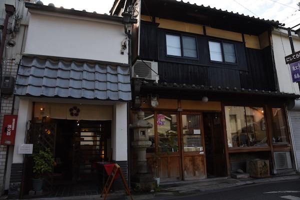 おしゃれなカフェでの甘いものを家内が探し求め、「環奈」という名前のお店を発見。