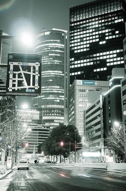 名駅(桜通口)近辺なう