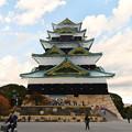写真: 江戸城復元
