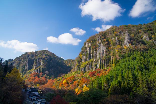 秋の耶馬溪♪