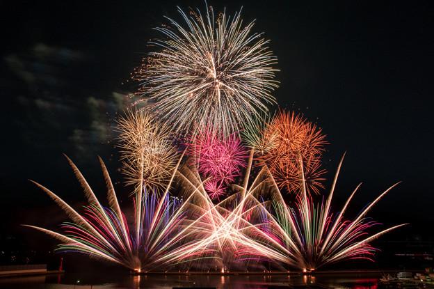 いとしま市民祭り「百花繚乱」