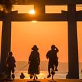 Photos: 光の道♪3