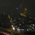 Photos: ホテルの21階から夜景をのぞむ