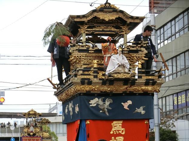 津島の秋祭り^0^