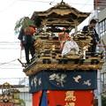 写真: 津島の秋祭り^0^